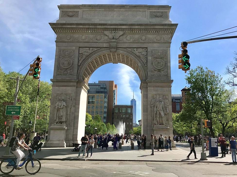 Washington Square Park, ett måste i New York